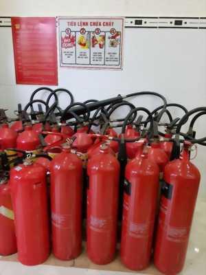Sạc bình chữa cháy giá rẻ