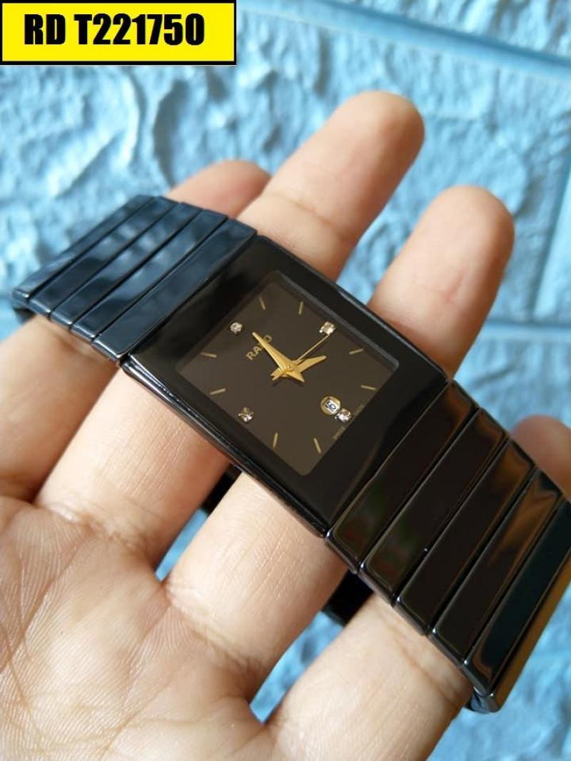 Đồng hồ nam mặt chữ nhật làn gió mới để luôn nổi bật và tỏa sáng