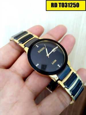 Đồng hồ nam Rado thiết kế tinh xảo, cao cấp, máy Nhật Bản