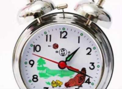 Đồng hồ con gà chạy dây cót