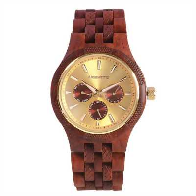 Đồng hồ đeo tay bằng gỗ, Đồng hồ gỗ đeo tay, Đồng hồ gỗ cao cấp chính hãng