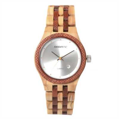 Đồng hồ gỗ đeo tay đẹp, Đồng hồ đeo tay bằng gỗ đẹp, Đồng hồ gỗ đẹp, Đồng hồ gỗ handmade đẹp