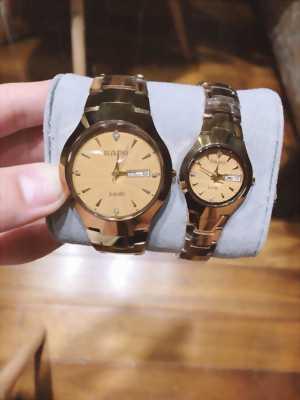 Đồng hồ cặp đôi tín vật gắn kết tình yêu