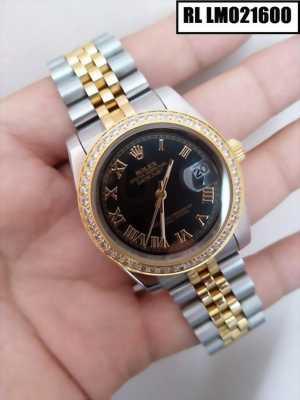 Đồng hồ đeo tay sang trọng, đáng tin cậy và đẳng cấp của quý ông