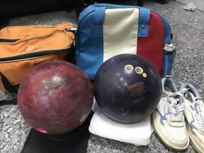 Dụng cụ Bowling