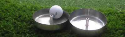 Lỗ golf inox mini