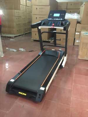 Máy chạy bộ điện Pro Fitness PF-116, màn hình cảm ứng