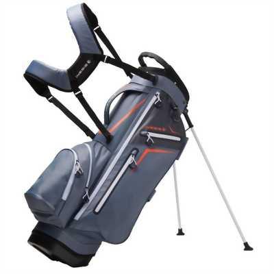 Bộ gậy golf nữ kèm túi golf kéo như vani cũ