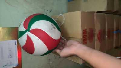 Cần bán banh bóng chuyền