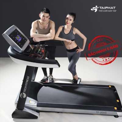 Bán máy chạy bộ Tech fitness TF20AS