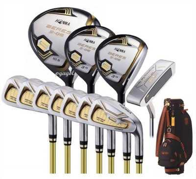 Sale hot fullset bộ gậy golf honma 3 sao S06