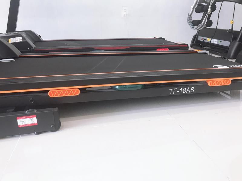 Máy chạy bộ đa năng TF-18 (TẶNG MÁY TẬP TOÀN THÂN GANIS 200)