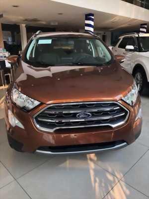 Bán Ford Ecosport New 2018 đủ màu xe giao ngay