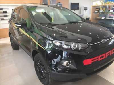 Ford EcoSport Titanium 1.5P AT năm 2017, màu đen cần bán với giá rẻ siêu rẻ