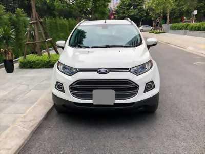 Bán Ford EcoSport 2014 titatium trắng thể thao đầy cá tính