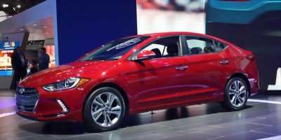Hyundai Elantra 2018, màu đỏ, các phiên bản