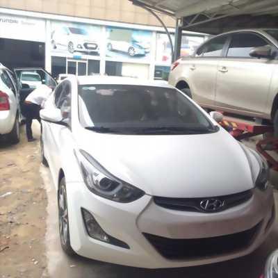 Bán ô tô Hyundai Elantra GLS năm 2015, màu trắng, xe nhập bền, đẹp, cứng cáp