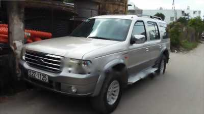 Ford Everest 2.5 MT 2006