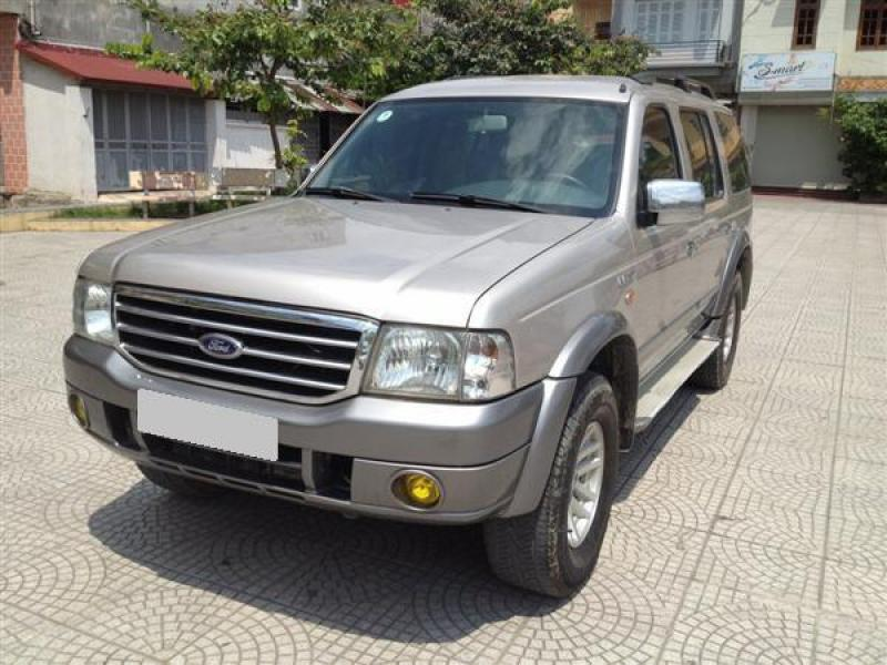 Bán Ford Everest 2006