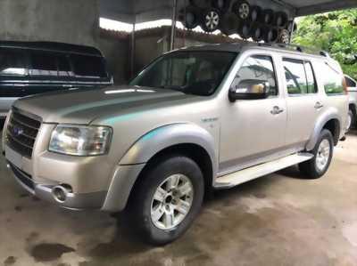 bán xe Ford Everest 2008 máy dầu số sàn