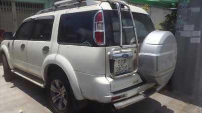 Mình cần nhượng lại chiếc Ford Everest năm 2010, màu trắng, xe mới 98% với giá rẻ như cho