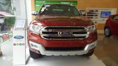 Bán xe Ford Everest 2017 - Vay 95% giá trị xe - Giao xe ngay
