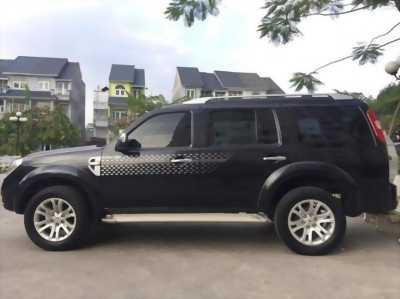 Bán Ford Everest model 2014 đời 2013, màu đen giá rẻ như cho