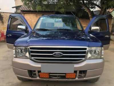 Cần bán xe Ford Everest 2005 dầu số sàn tại HCM