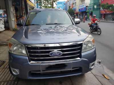 Cần bán gấp xe Ford Everest đời 2009, màu xám ghi cực hiếm