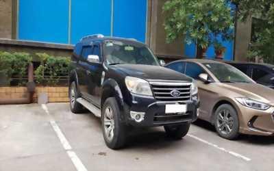 Bán gấp Ford Everest 2012 tự động máy dầu