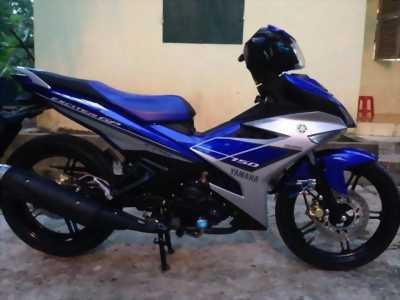 Exciter 150 đăng ký 2016 phiên bản GP xanh bạc huyện trảng bàng