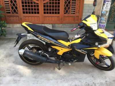Yamaha Exciter 150 vàng đen chính chủ mới 99% huyện yên định