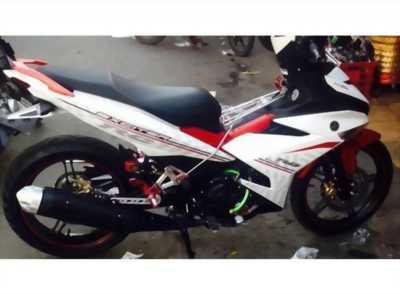 Yamaha Exciter 150 màu đỏ trắng.biển 29l5-08610