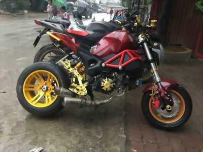 Xe Ducati Monster mini 110, quá chất
