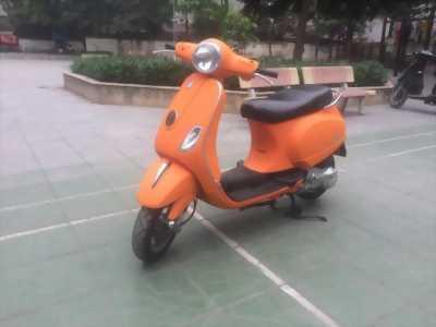 Piaggio Lx 125 Việt màu cam sần 2010