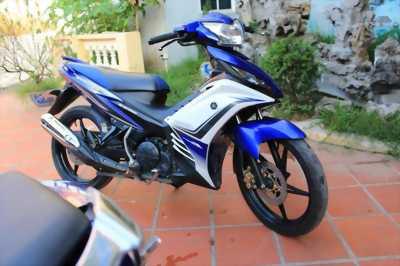 Yamaha Exciter màu trắng xanh chính chủ biển HN