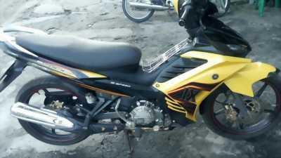Yamaha Exciter 135 côn tay, màu vàng đen,đk 2012, bstp