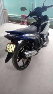 Yamaha Excuter 135 côn tay, đk 2013, xanh Gp, chính chủ