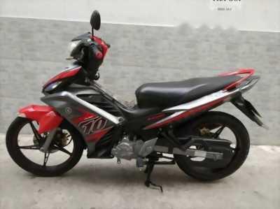 Cần bán Exciter 135cc đen đỏ xám tem số 10, ...