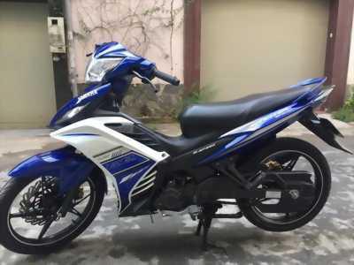 Yamaha Exciter 135 xanh GP. Bstp:59. Xe đẹp