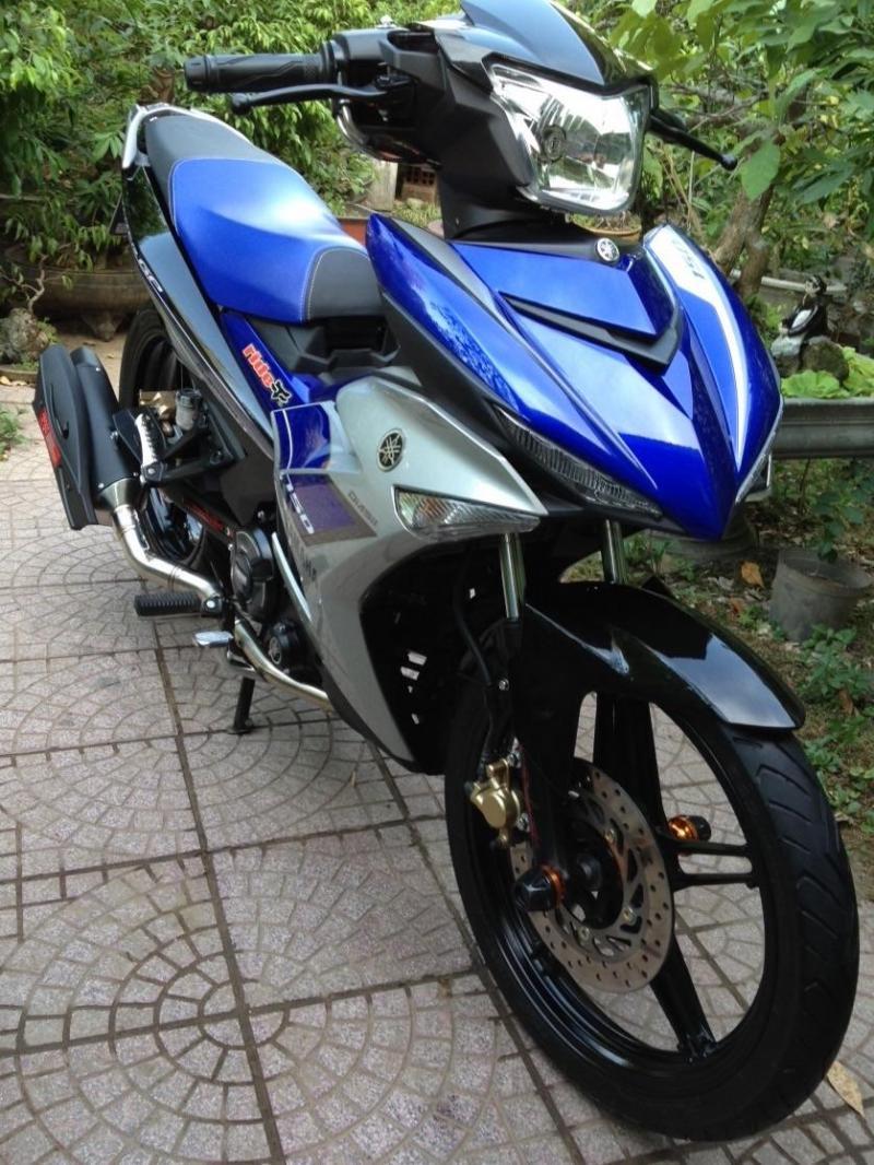 Yamaha Exciter 150 ( hỗ trợ góp )