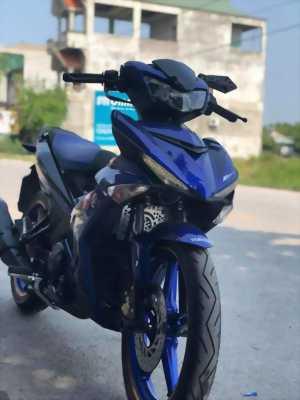 Yamaha Exciter150 Đời 2018 Nhập Khẩu Trốn Thuế Màu Xanh
