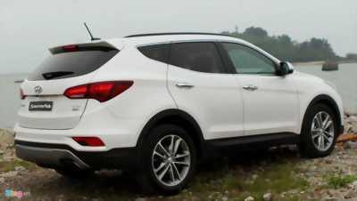 Hyundai Santafe Giá tốt Giao ngay, Hỗ trợ trả góp tới 90%