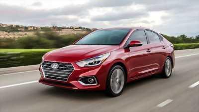Hyundai Accent 2018 Giá rẻ, giao ngay, trả góp ưu đãi