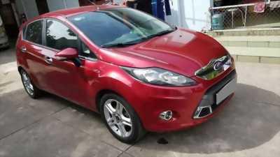 Bán nhanh Ford Fiesta 1.5  tự động 2012 màu đỏ chính chủ