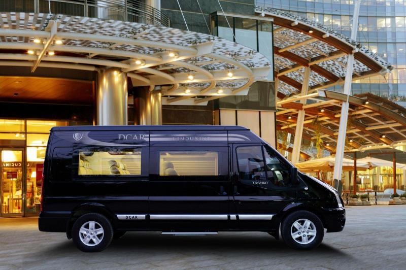 Giá xe oto 16 chỗ Ford transit cập nhật tháng 8 - 2017