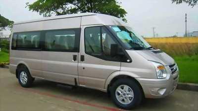 Ford transit 16 chỗ 2010