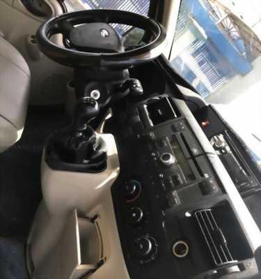 Cần bán xe Ford Transit 2016 máy dầu số sàn, màu hồng phấn 16 chỗ, chính chủ bstp