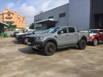 Ford Raptor 2019 màu xám xanh siêu lướt 270km