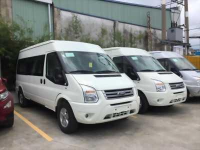 Ford Transit 2019 nhiều ưu đãi khủng tiền mặt và phụ kiện đến 82 triệu